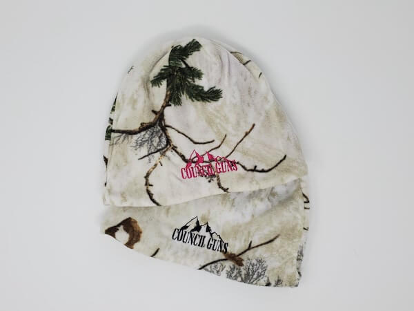 Council Guns RealTree Xtra Snow Beanies