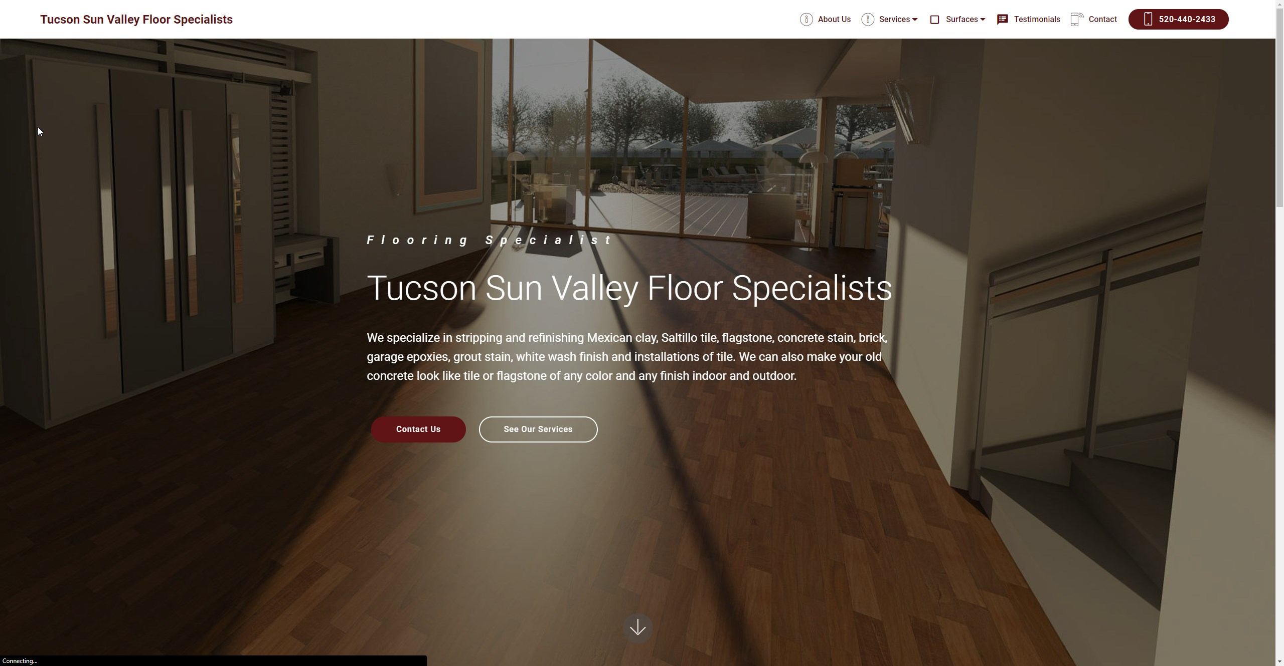 Tucson Sun Valley Floor Case Study