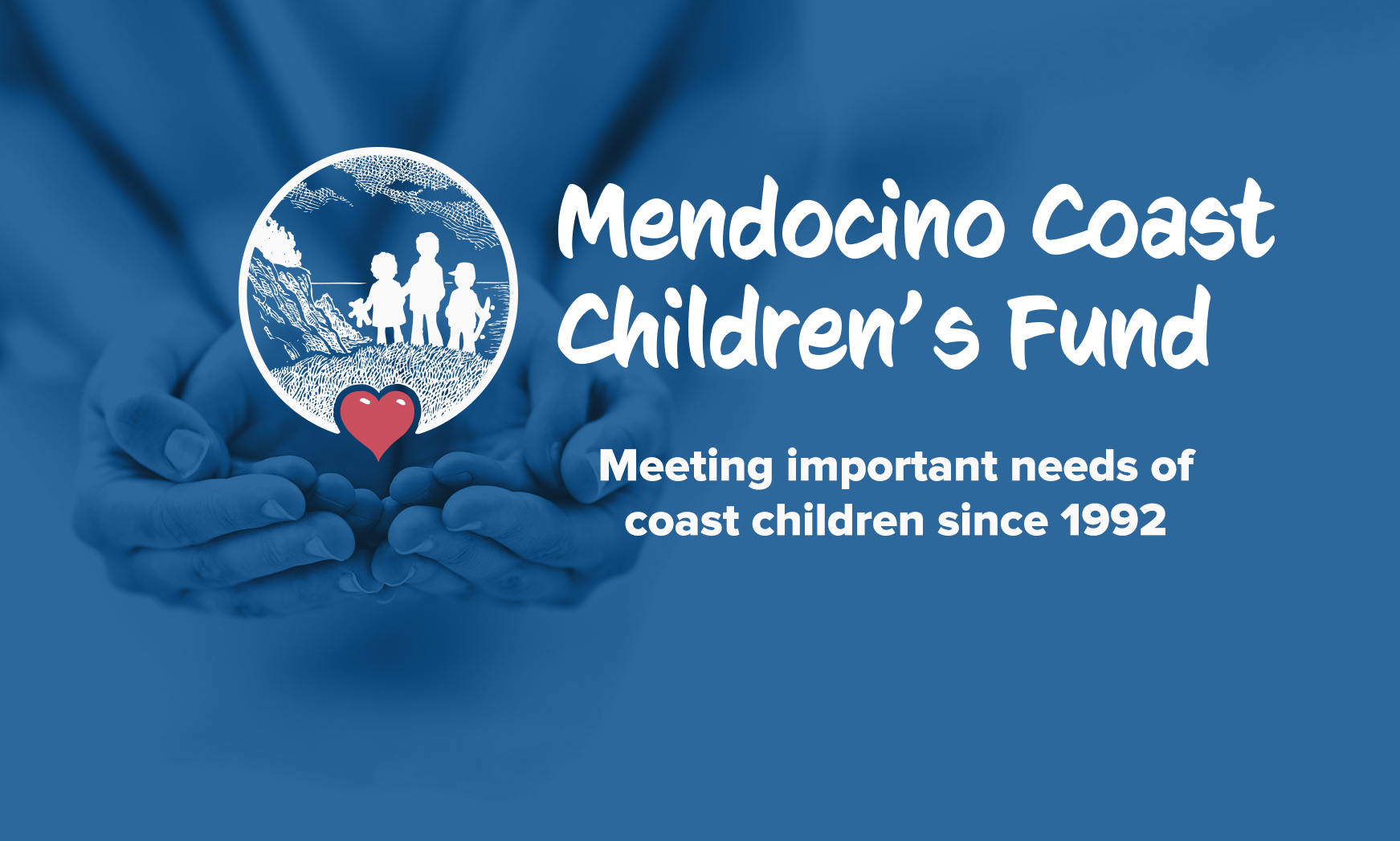 Mendocino Coast Children's Fund and Logo