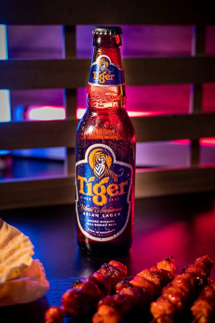 Tiger - Tiger Street Food Campaign