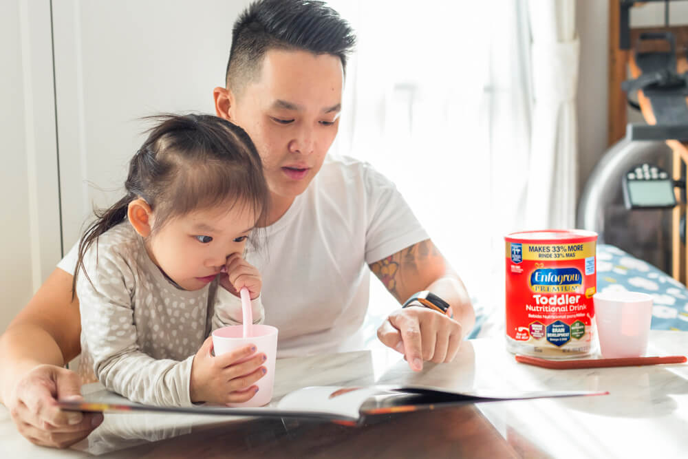 Top Visual Trends Connecting Toddler Nutrition Brands with Parents