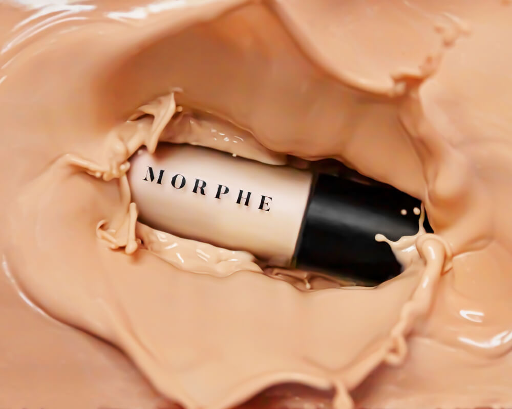 Create a Flawless Foundation Splash to Photograph Beauty Products Like a Pro