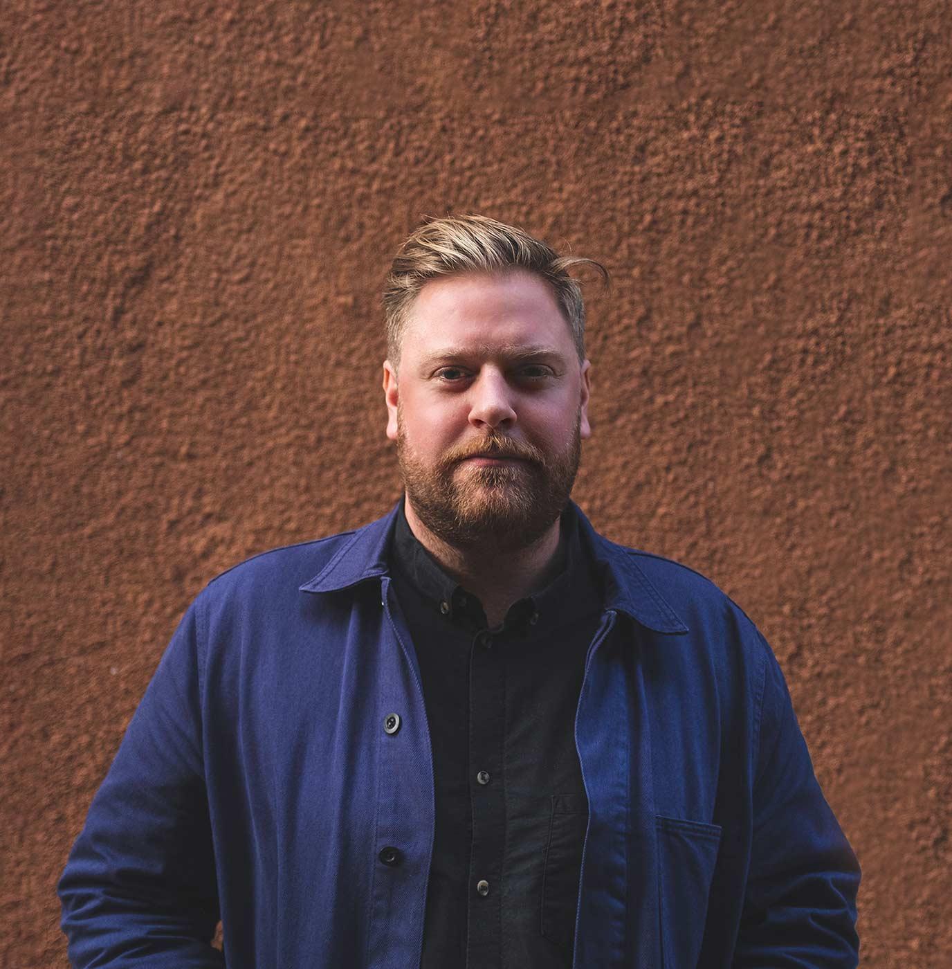 Portrait of Jesper Bryngelsson