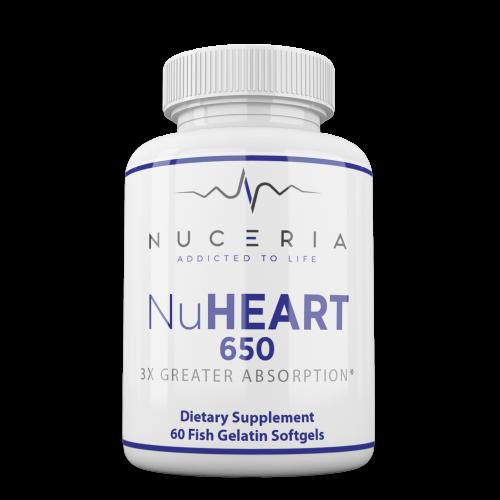 NuHeart Omega  650