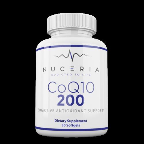 CoQ10 Ubiquinol 200 mg