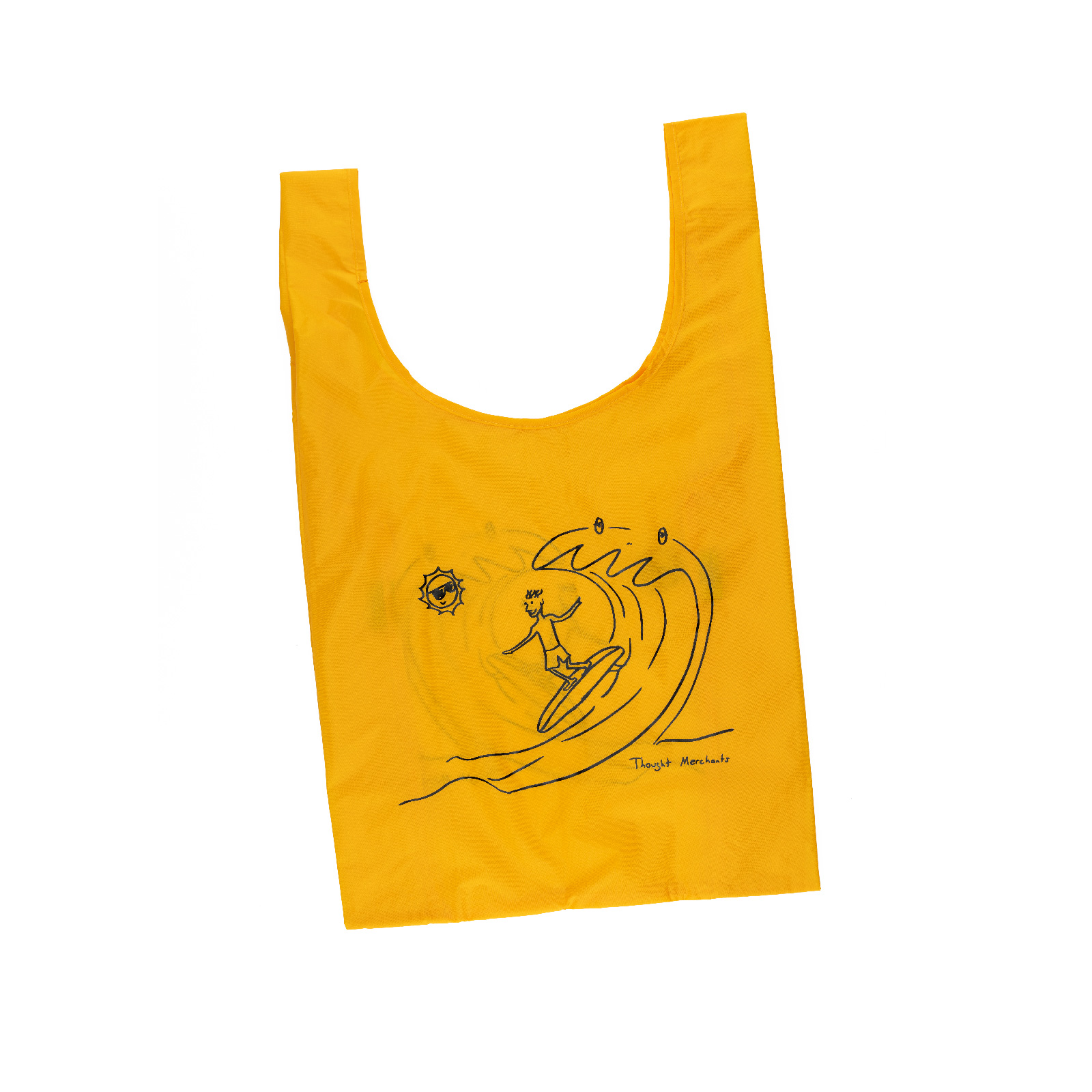A reusable shopping bag for all your shopping bag needs.