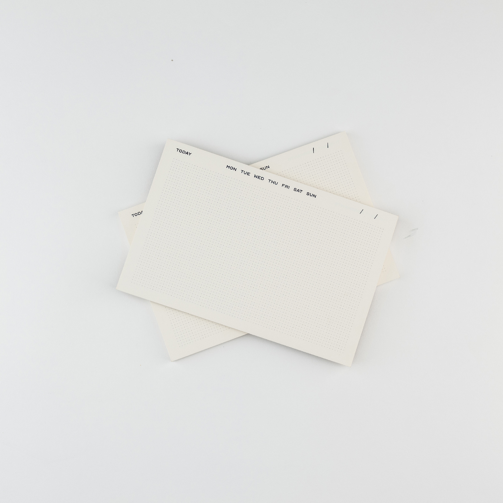A dot grid pad for all your daily note taking requirements.
