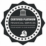 Certified Platinum Financial Services logo