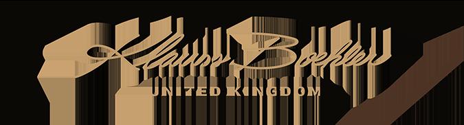 klauss Boehler logo gold