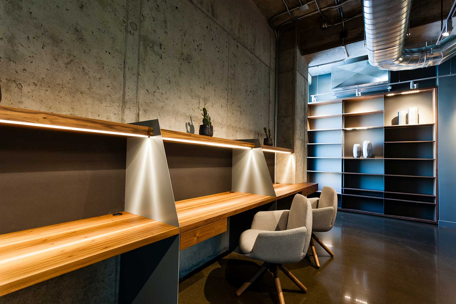 Executive office - Loeven Morcel project
