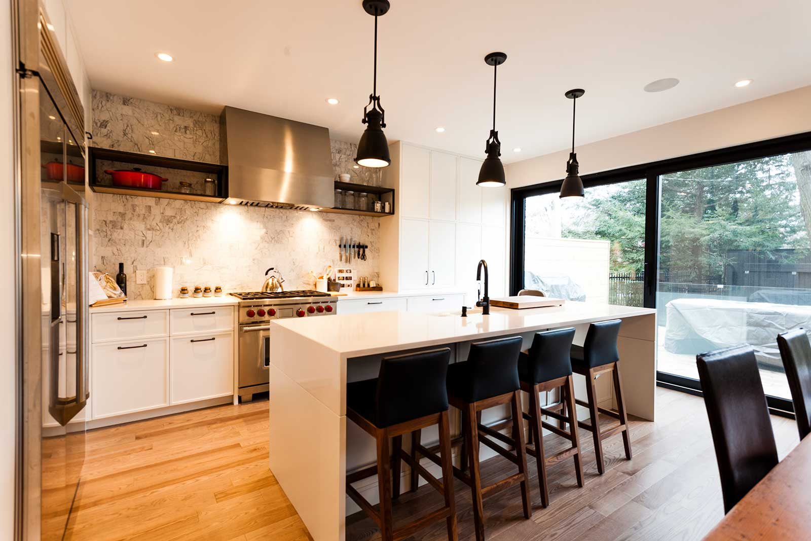 Balfour Residence - Loeven Morcel project