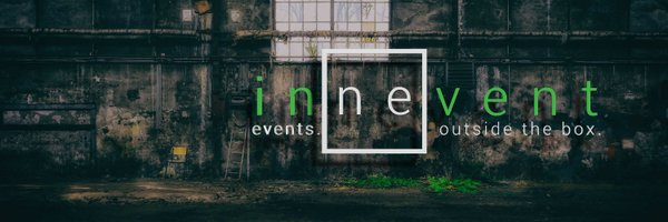 No code app Innevent header image with caption