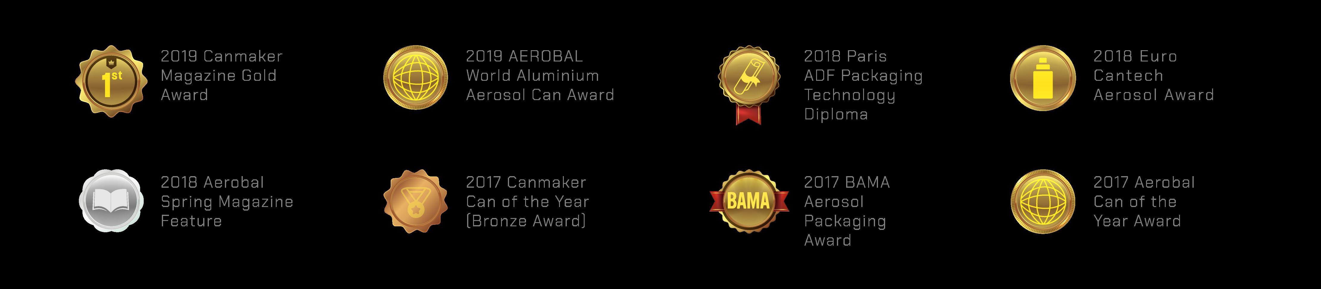 MASV - Award Badges