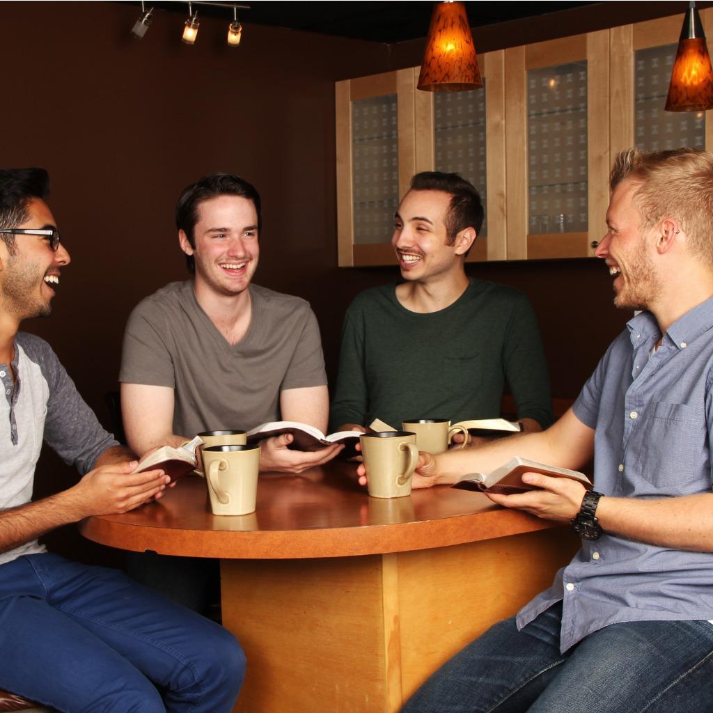 Men's Group - Jordan Kohn