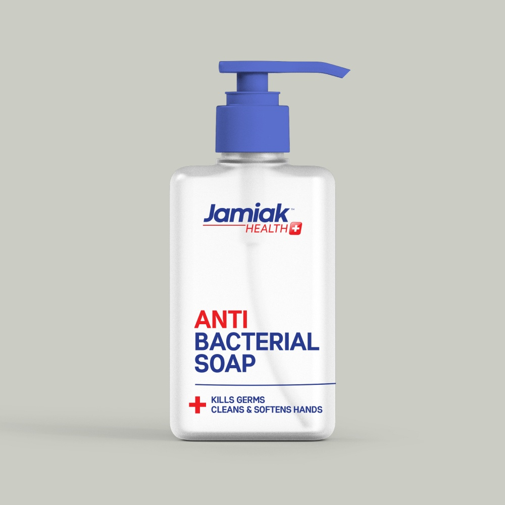 Anti-Bacterial Soap