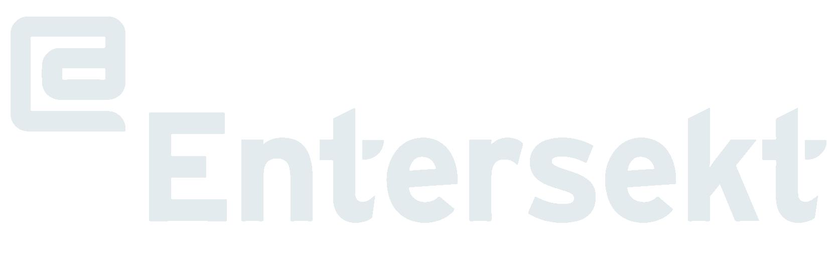 Entersekt logo. Entersekt uses OfferZen to source developers.