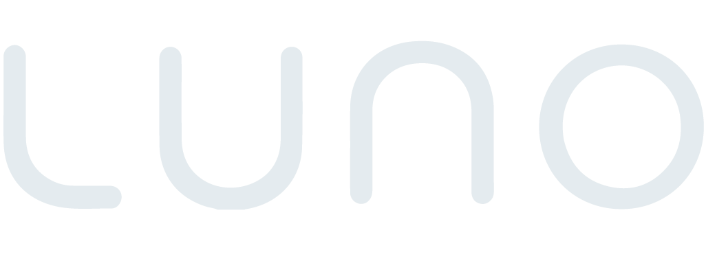 Luno logo. Luno uses OfferZen to source developers.