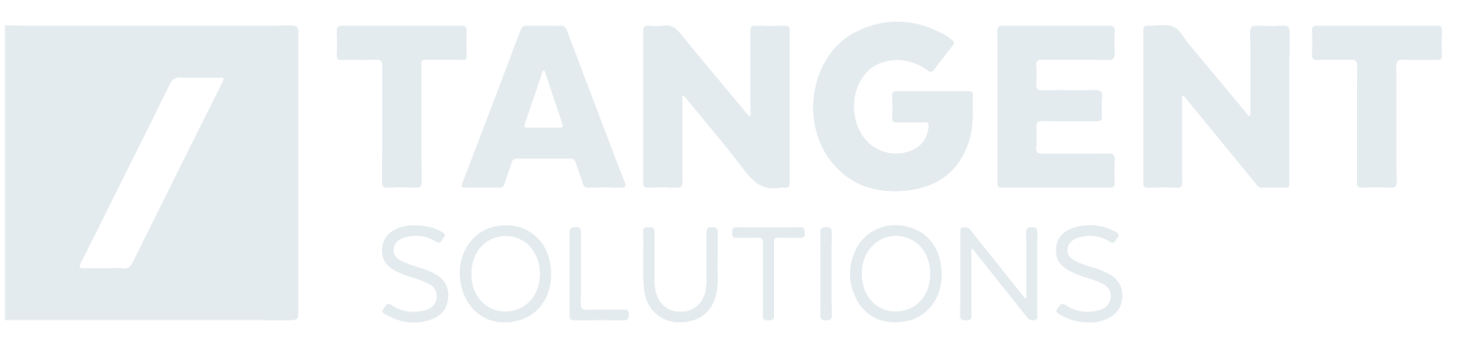 Tangent Solutions logo. Tangent Solutions uses OfferZen to source developers.