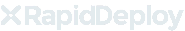 RapidDeploy logo. RapidDeploy uses OfferZen to source developers.