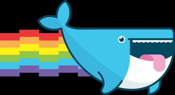 OfferZen mascot Docker whale