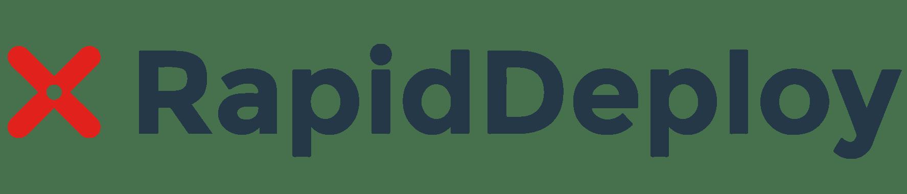 RapidDeploy logo