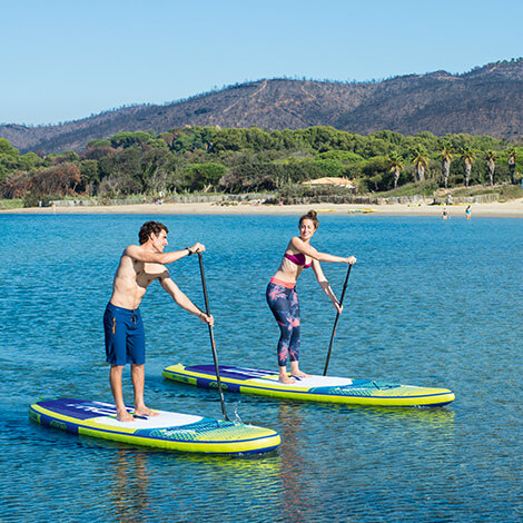 stand up paddle apprentissage