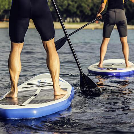 stand up paddle sécurité