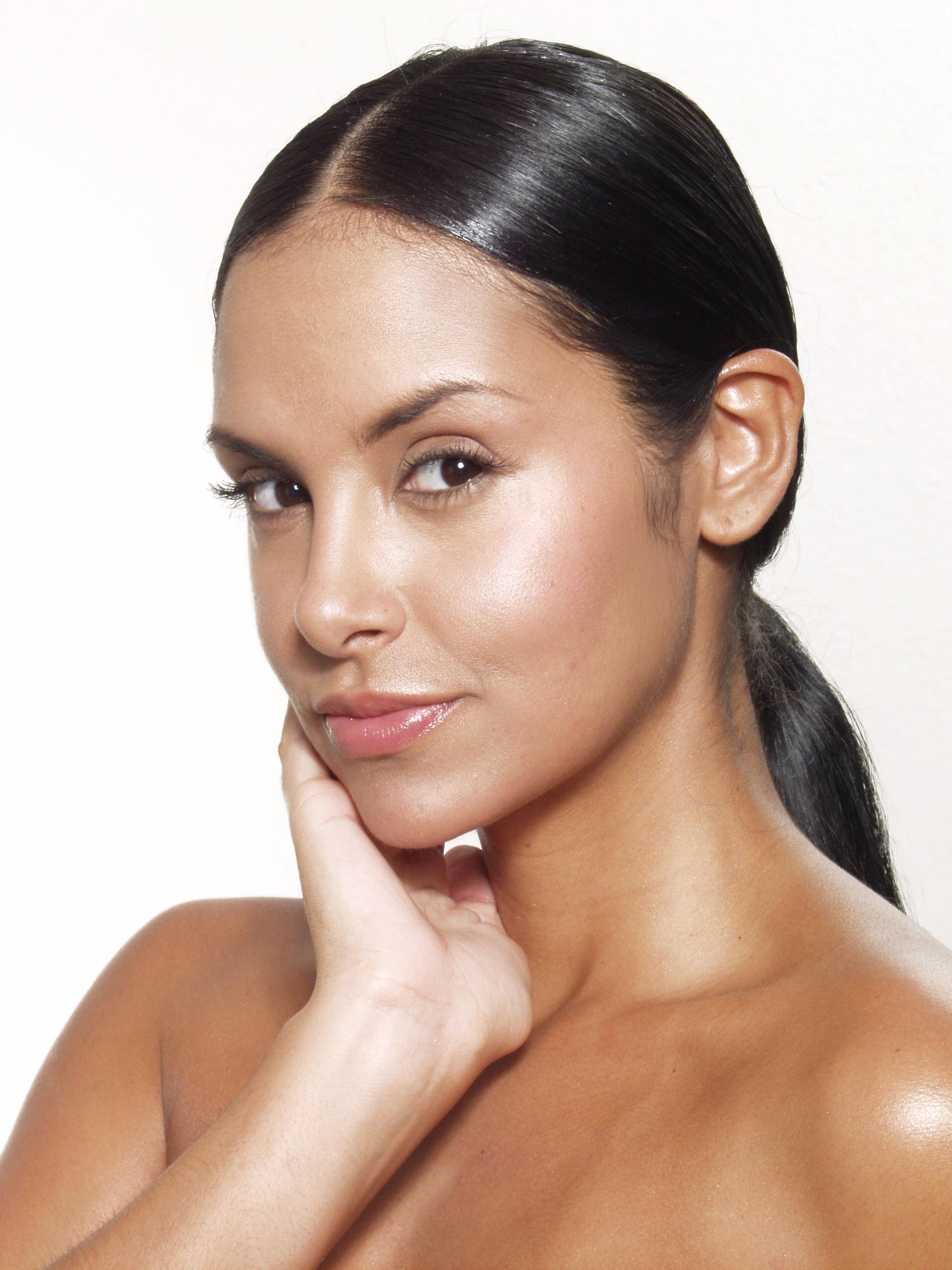Facial Surgery Rhinoplasty Woman