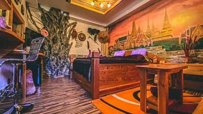 Fotografie apartmánu pensionu Svět.