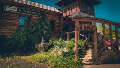 Fotografie budovy Restaurace Ranč.