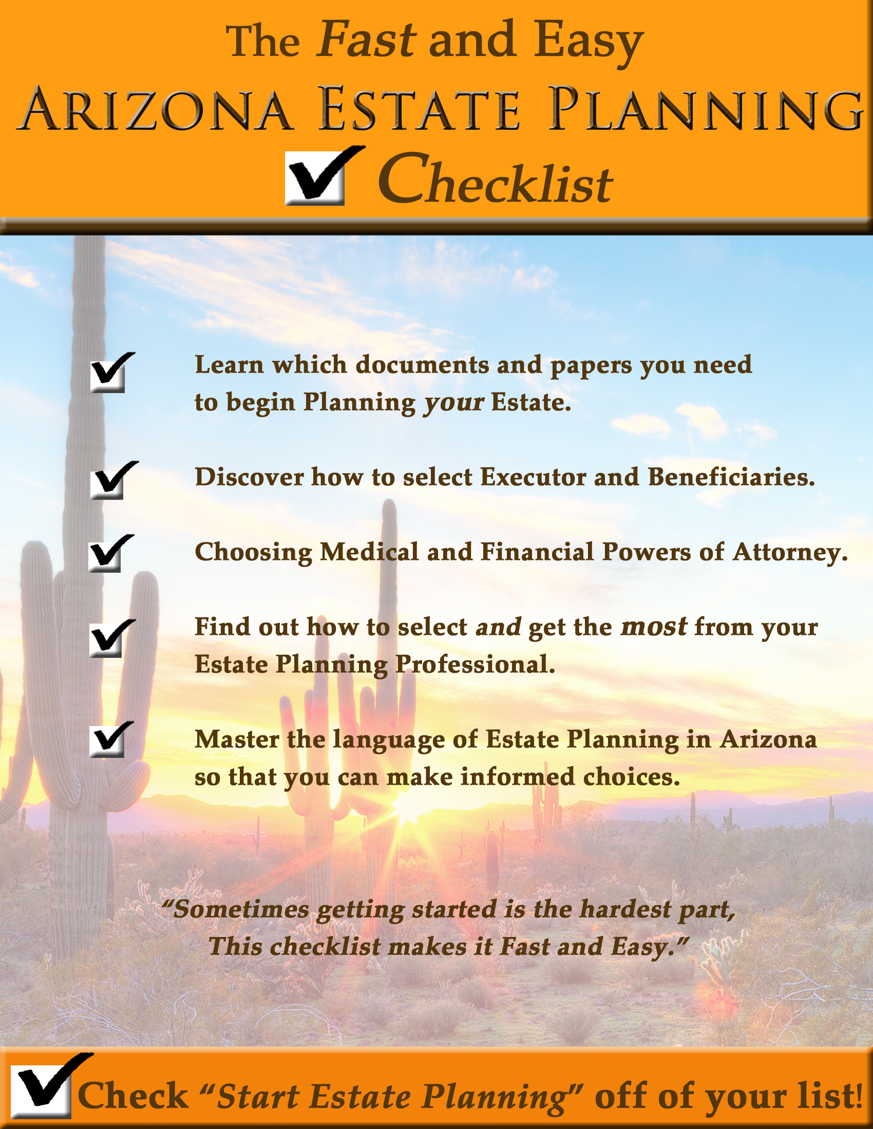 Estate Planning Arizona