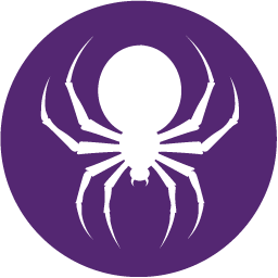Small Websmith Design Spider Logo