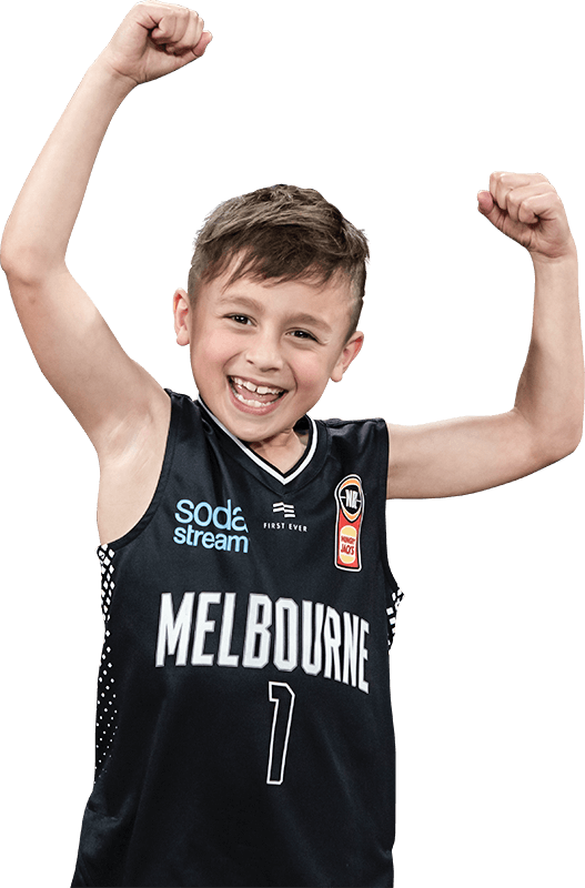 Melbourne United fan