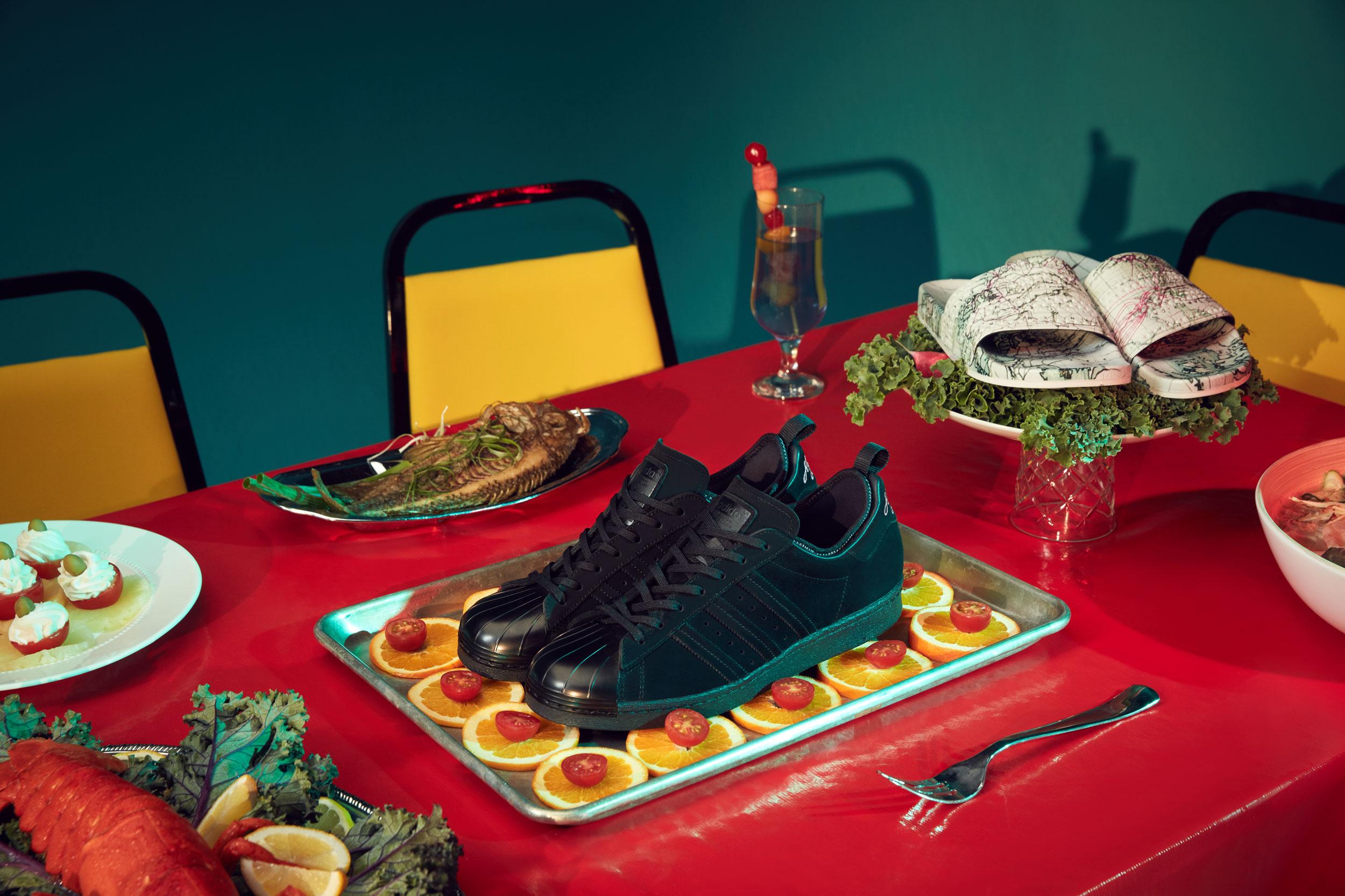 Eddie Huang / Adidas