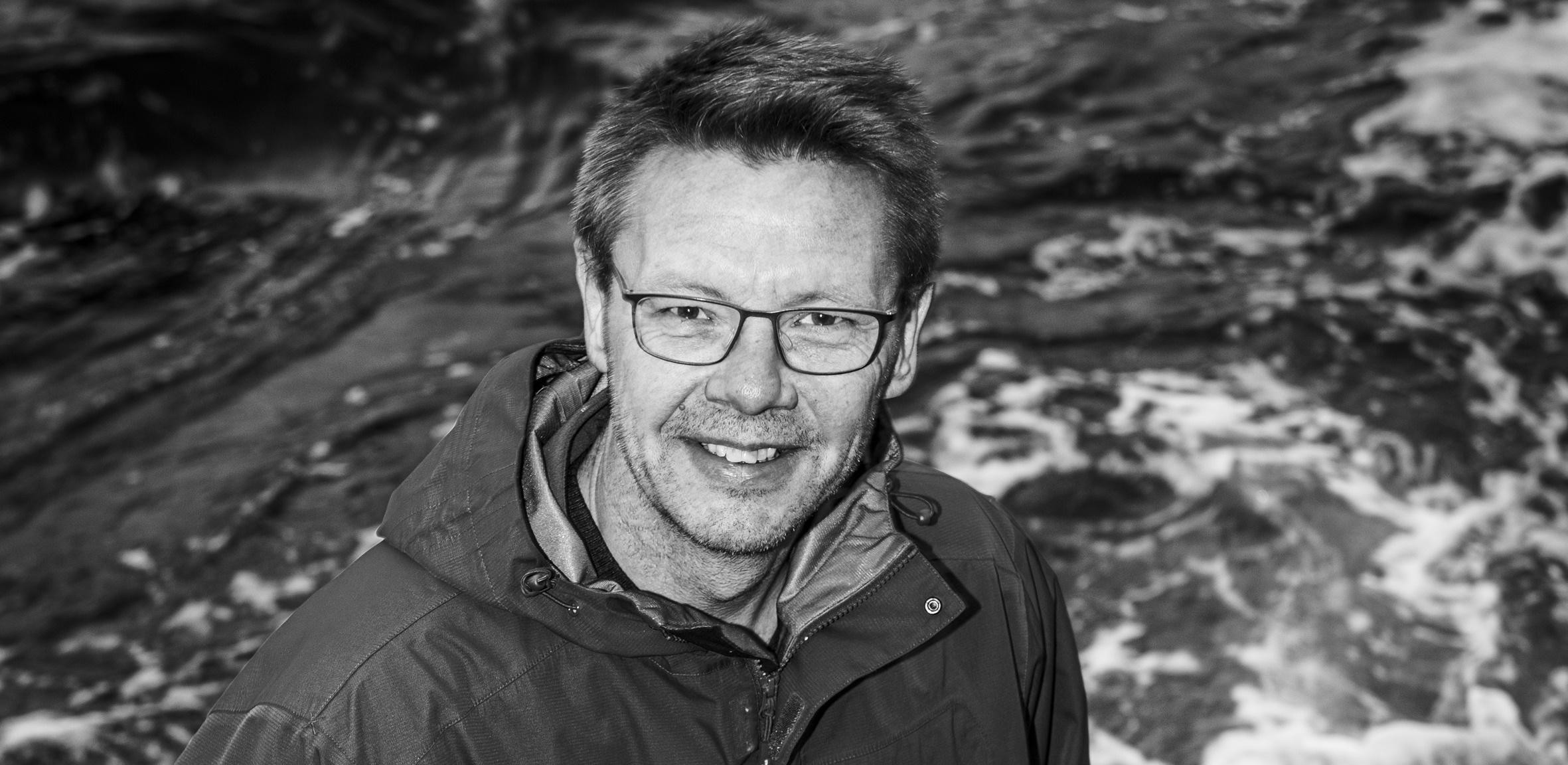 Kåre Bjarte Bjelland, kommunikasjonsdirektør Eramet Norway