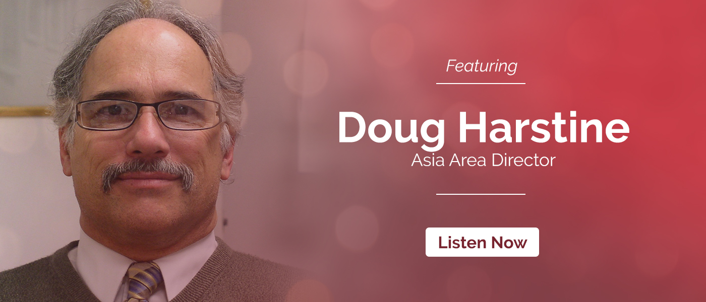 Episode 21: Asia featuring Doug Harstine