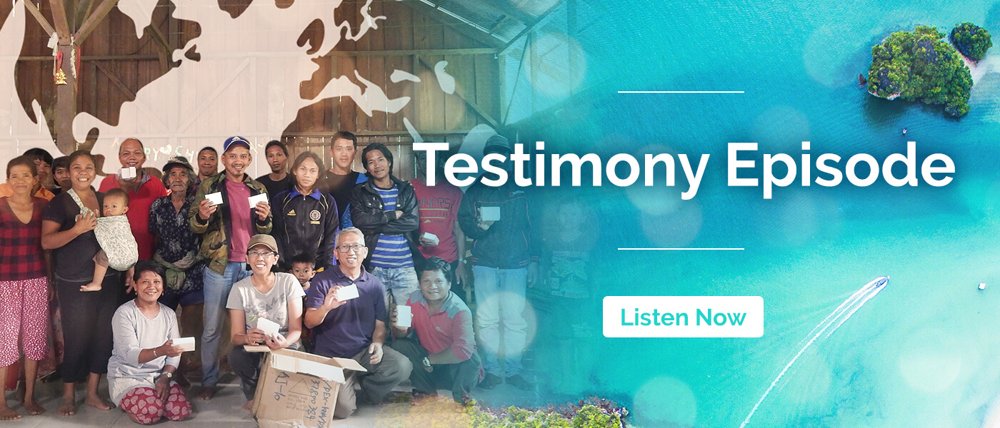 Episode 32: Field Testimonies 2019