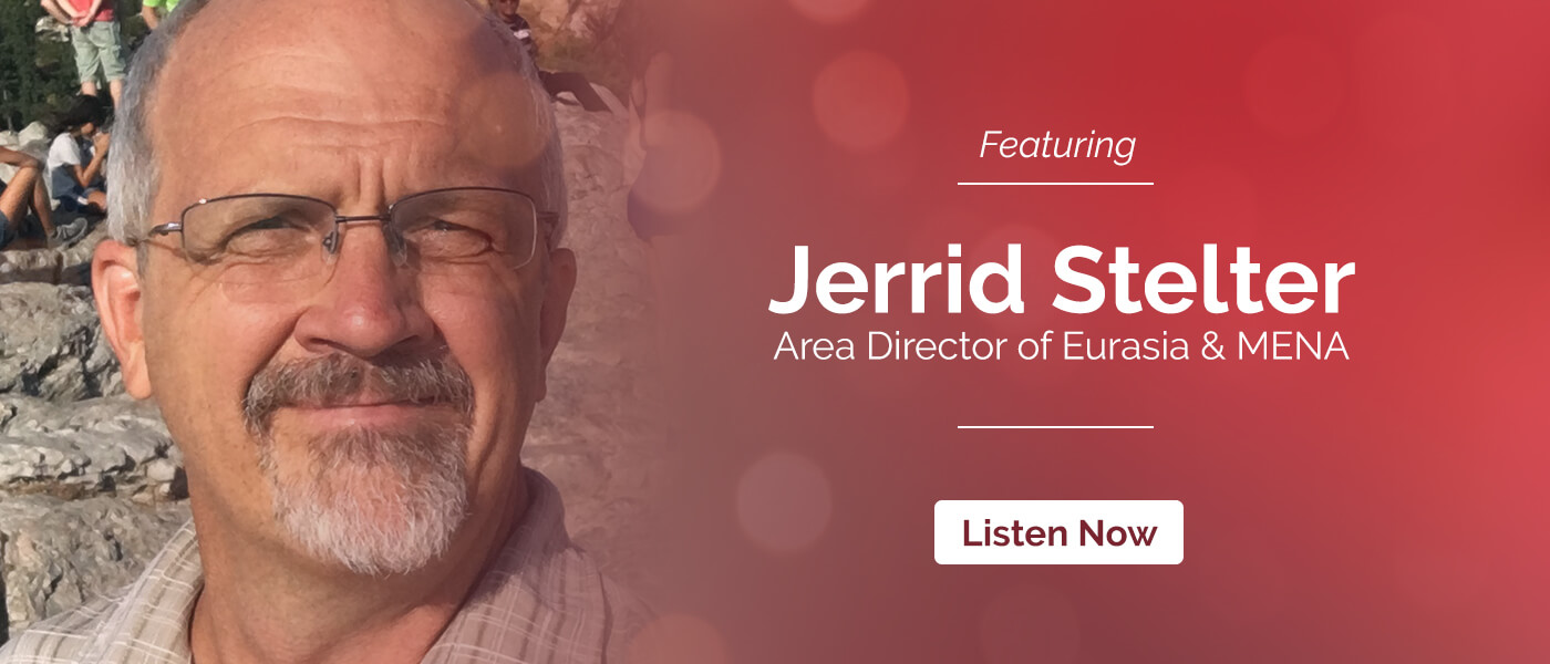 Episode 28: Eurasia and MENA Featuring Jerrid Stelter