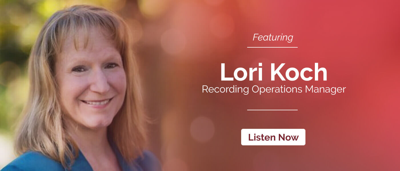 Episode 22: Field Recording featuring Lori Koch