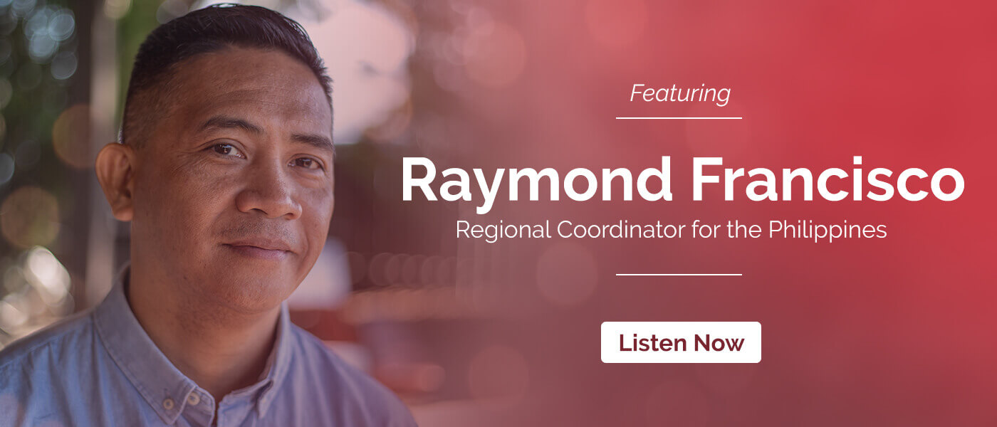 Episode 12: Work in the Philippines featuring Raymond Francisco