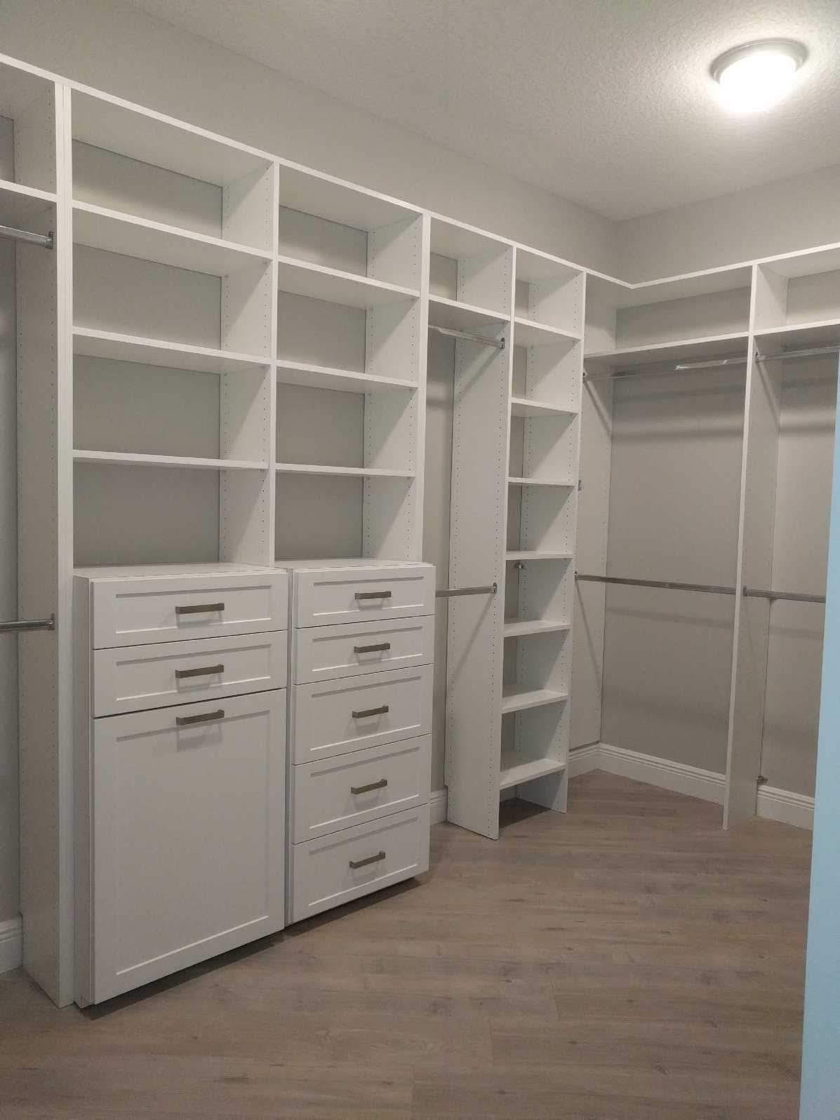Custom Closet 39