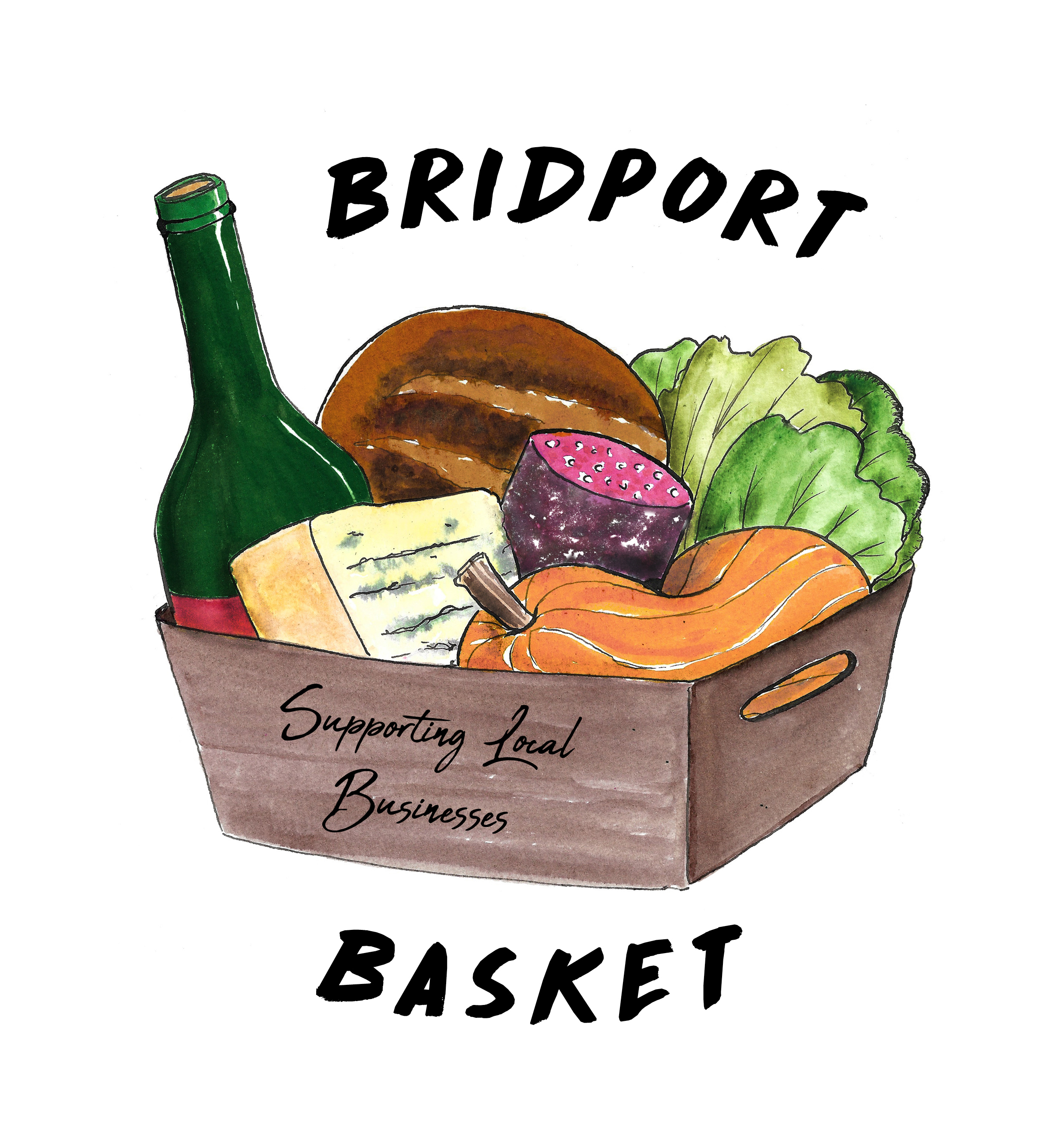 The Bridport Basket