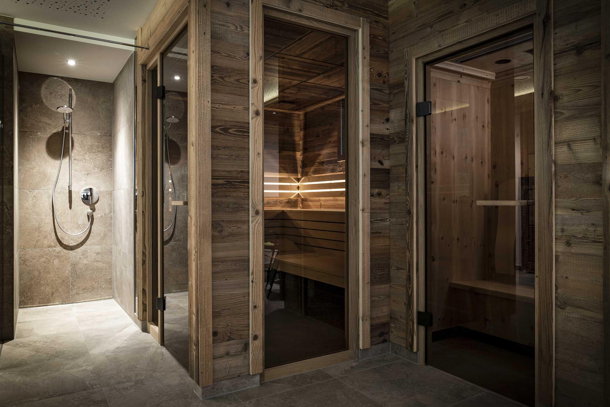 Anna Apartments Sauna.