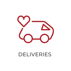 Deliveries icon