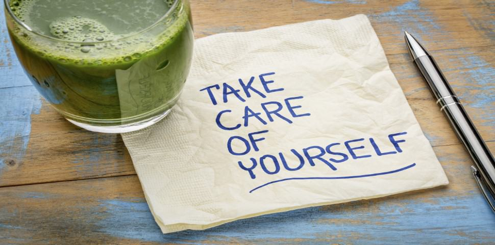 Take Care Of Your Self Thrive In Challenging Times