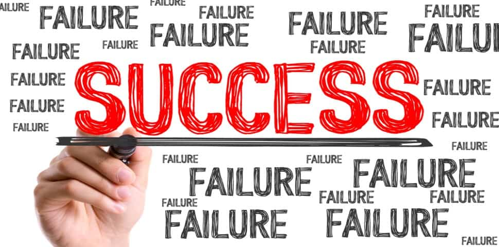 Failure Becoming An Entrepreneur