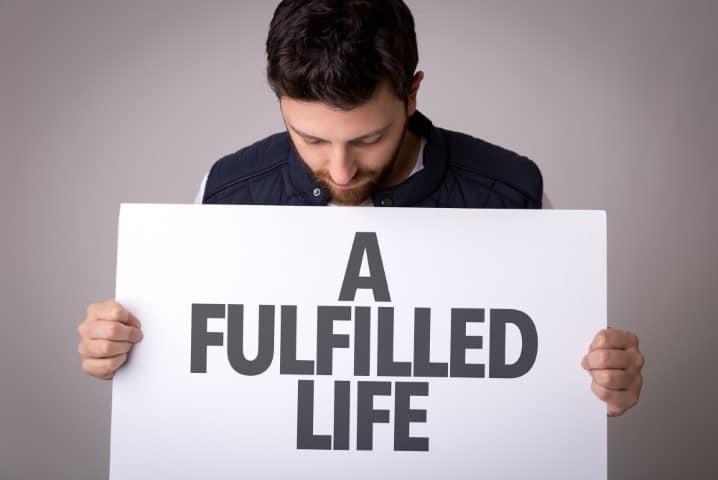 Fulfilled Life Extraordinary Life