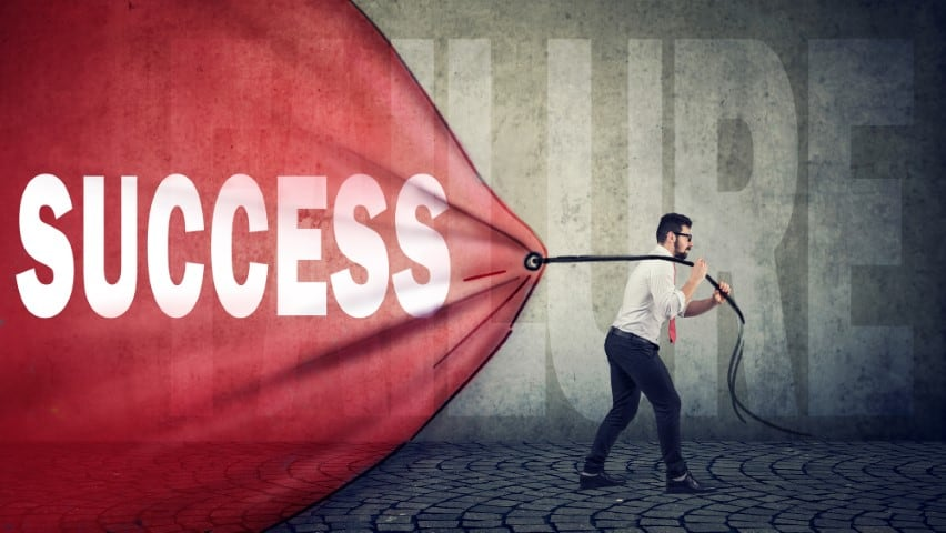 Embracing Failure Being An Entrepreneur