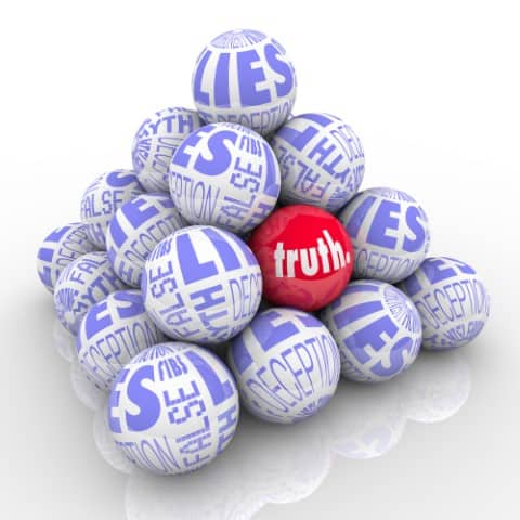 Lie expose on quit to win