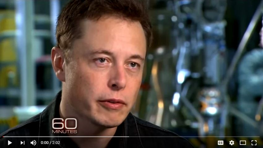 Elon Musk Passion For Success